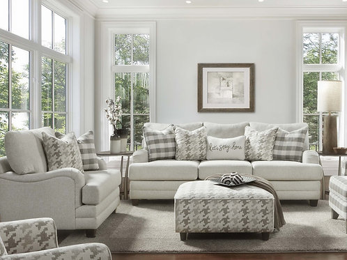 Basic Wool Sofa & Loveseat