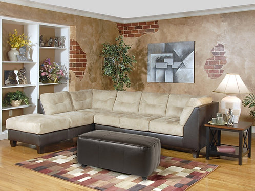 Padded Saddle Sectional