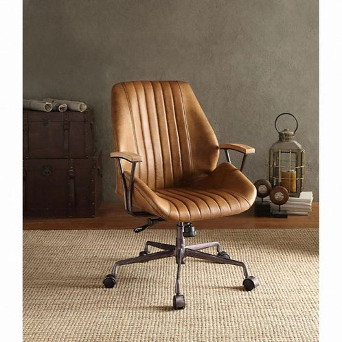Hamilton Executive Coffee Top Grain Leather Office Chair