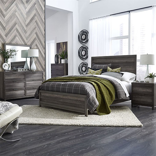 Greystone Finish 5pc Set (Q)