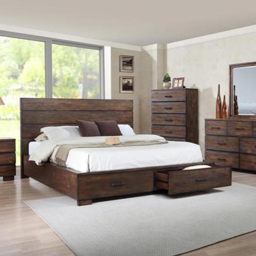 Cranston Bedroom Set King