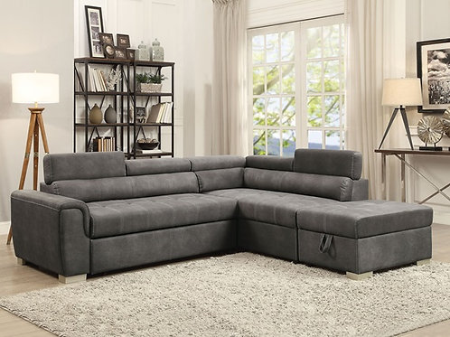 Thelma Sectional W/ Pull-Out Bed