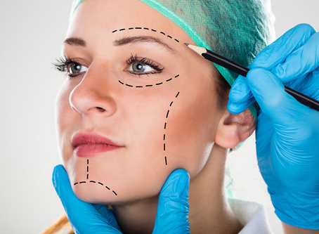 عمليات التجميل بدون جراحة