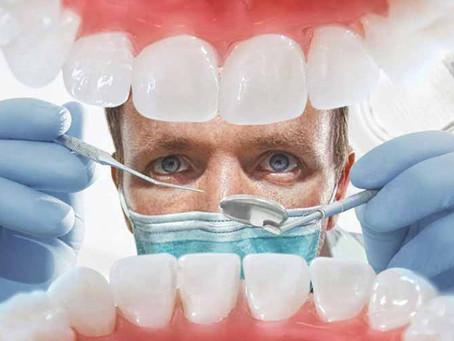 عملية نحت الاسنان