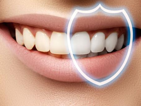 عملية تنظيف الاسنان من التسوس