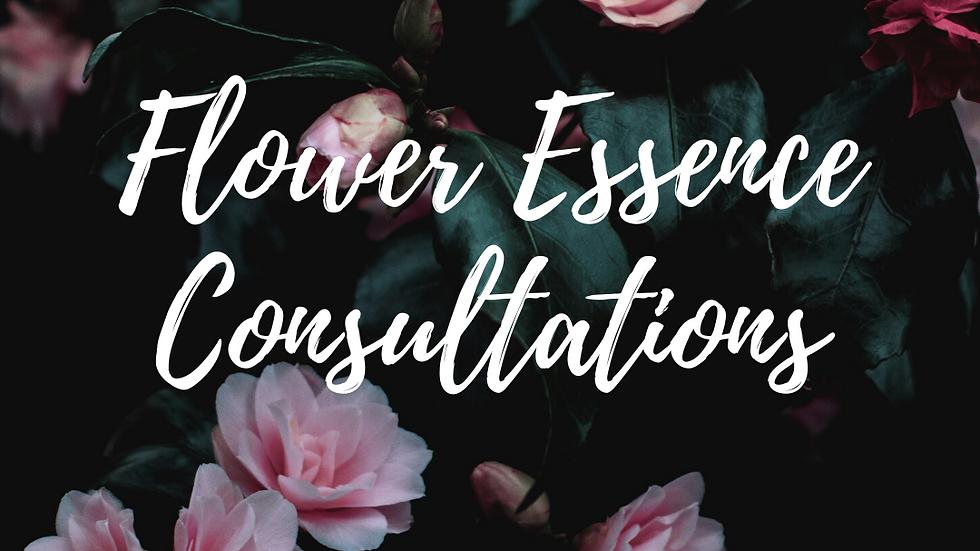 Flower Essence Consultations