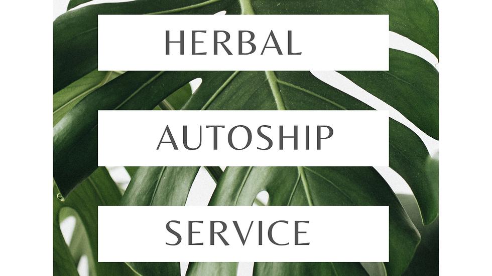 Herbal Autoship Service