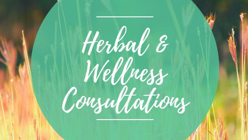 Herbal & Wellness Consultation