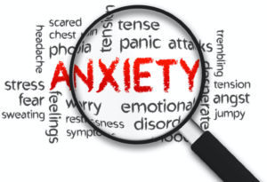 Let's talk about anxiety ... and how to get rid of it. Fast!