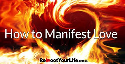 How to manifest love eventbrite banner.p