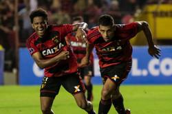 Copa Sul-Americana 2017, Sport X Danubio