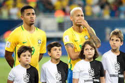 CTF_World Cup 2018 Qualifiers - Brasil x