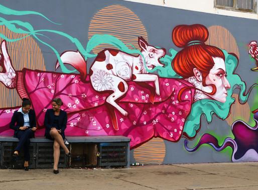 Exposição registra grafites feitos em Brasília e seus arredores