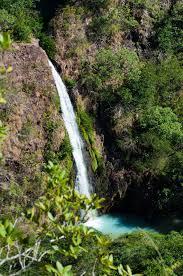 El Cora lower falls