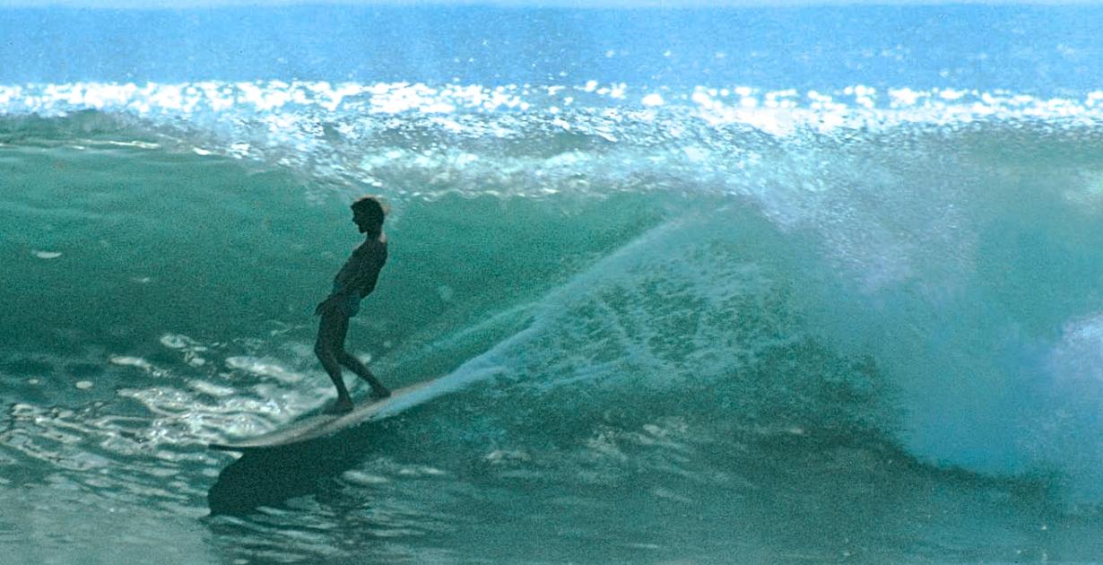 Waves tubed