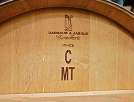 Barrel Aging in French and American Oak