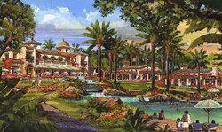 18. Art Valdez luxury beach front hotel rendering copy