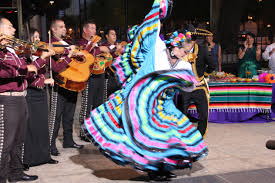 commercial cultural mariachis dancer