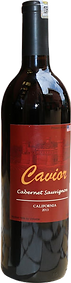 Cavior 2013 Cabernet Sauvignon BOTTLE SH