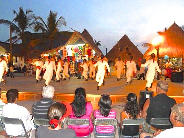 commercial cultural dancers