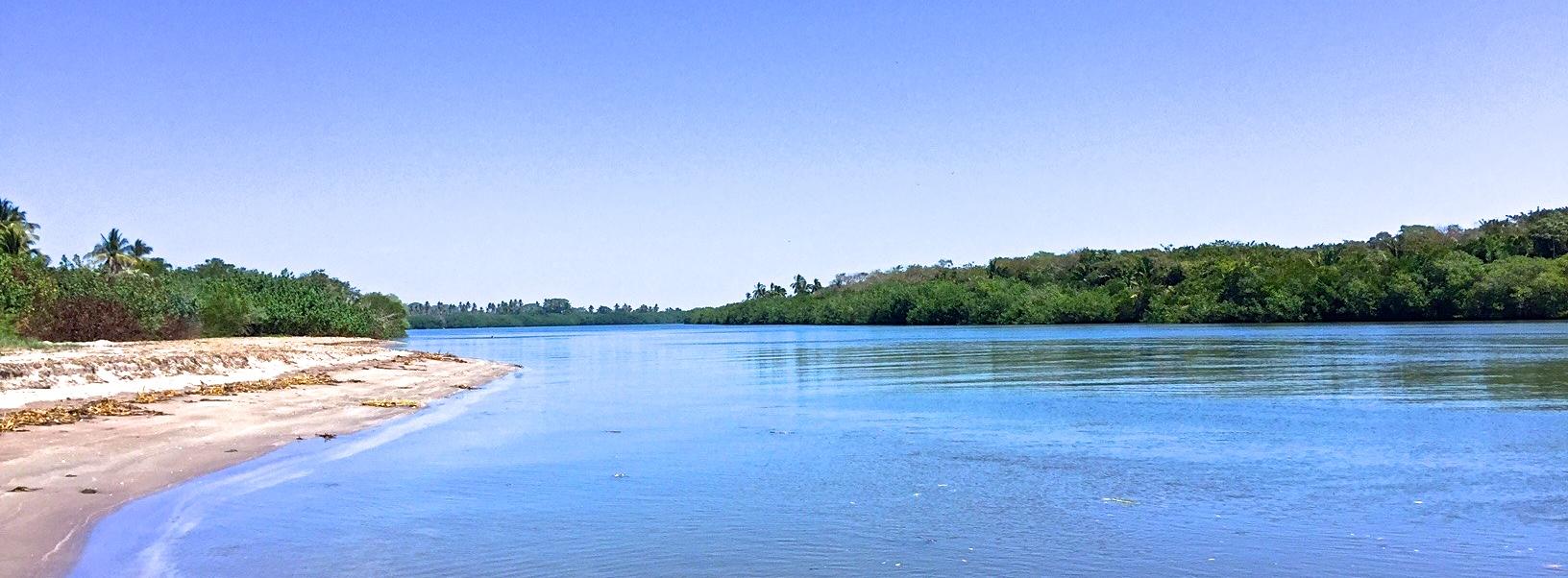 San Cristobal River Apr 16 A