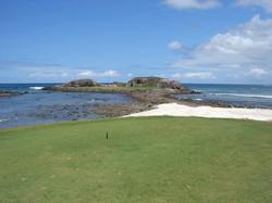 Golf Mita island