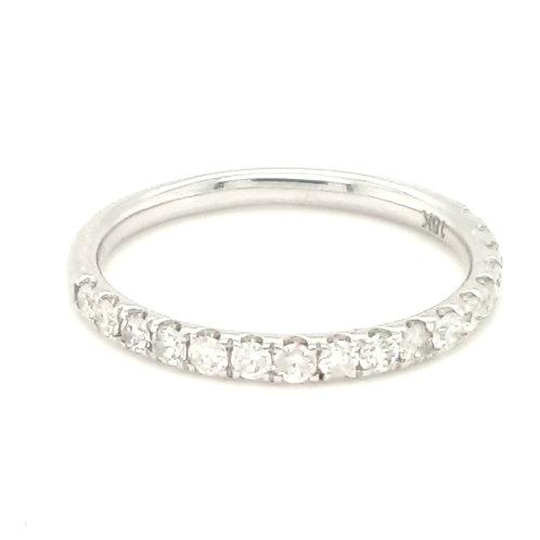 Pretty Diamond Ring 18ctGold