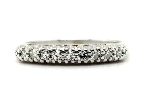 Diamond Eternity Ring 14ct Gold