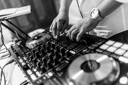 DJ Daffy @ work