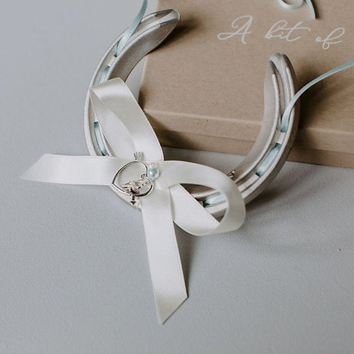 Personalised Letterbox Hearts and Arrows Love Lucky Horseshoe Wedding Gift Keeps
