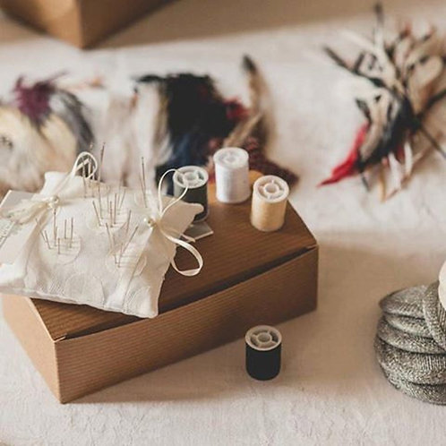 DIY Make Your Own Headpiece/Fascinator Hen Party Set of Kits