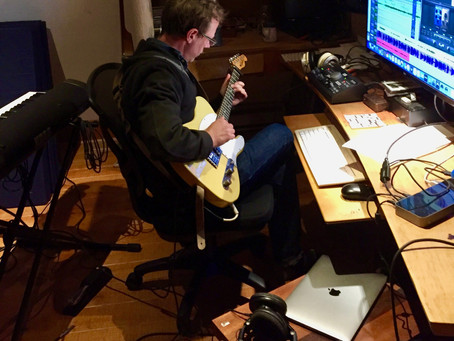 Studio Recording Stellar 2 Days