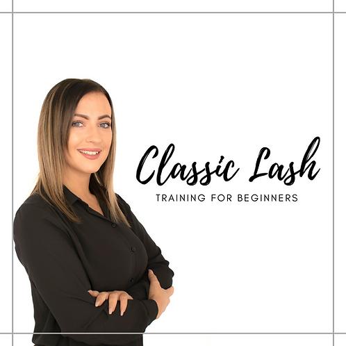 Classic Lash Training course