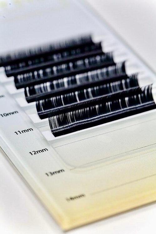 Silicon lash pad