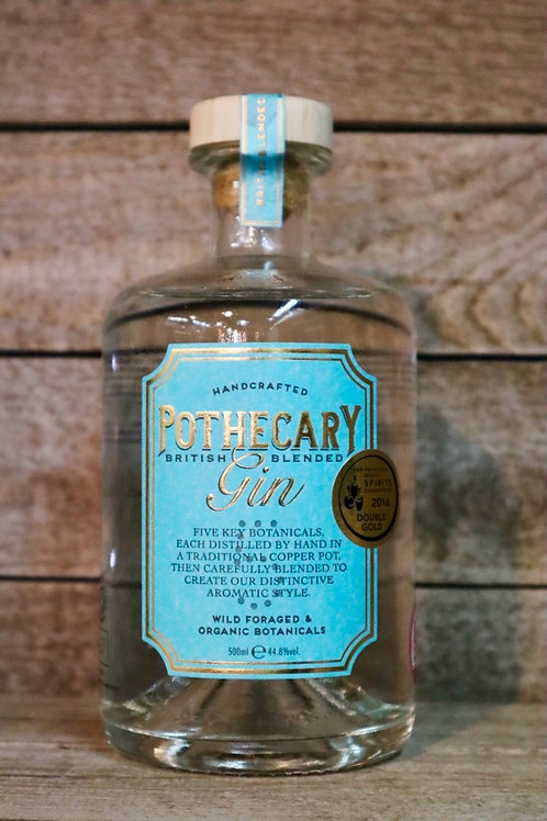 Pothecary British Blended Gin