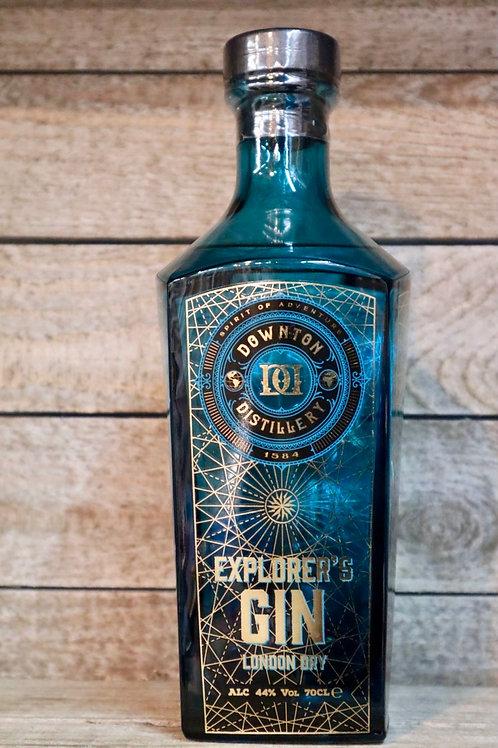 Explorer's Gin