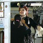 Camarim O Fantasma da Ópera - Carlotta- Cidalia Castro