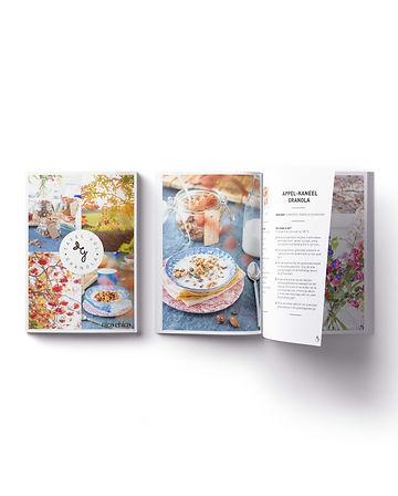 Uit de Keuken van Nica - Magazine Mock-U