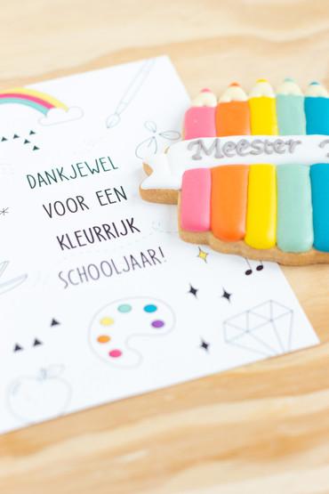 Droomkoekjes - Foto's Einde schooljaar-1