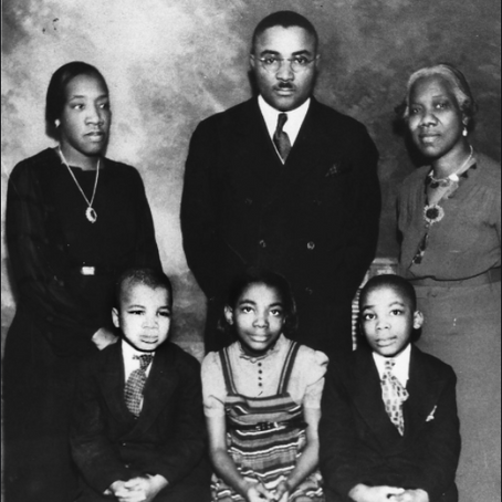 Martin Luther King Jr. was a Younger and Older Brother!