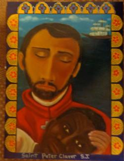 Saint Peter Claver, S.J 1581-1654