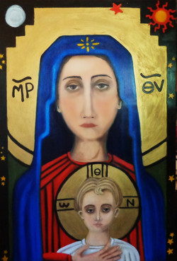 Mary and the Chist Child