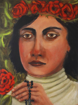 St Rose of Lima