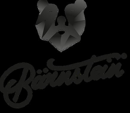Logo von Bärnstein mit dem Bärenkopf und Schriftzug