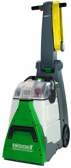 Bissell Big Green Commercial BG10 Deep Cleaning 2 Motor Extractor Machine