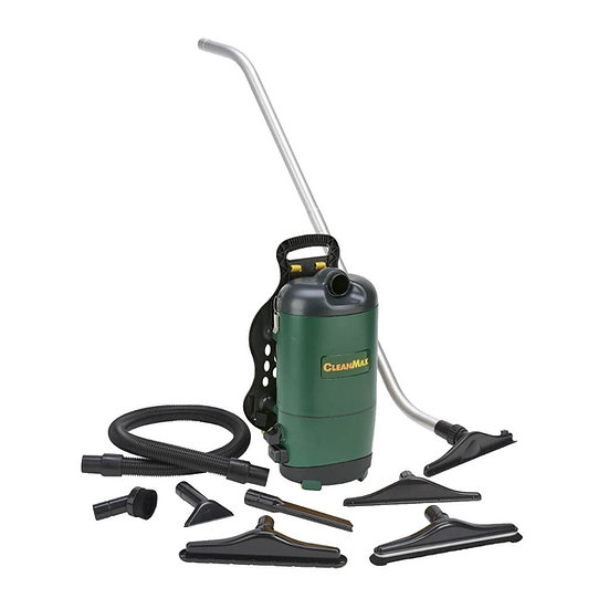 CleanMax Backpack Vacuum CMBP-6.2
