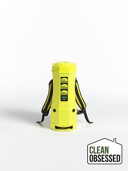Clean Obsessed Commercial 10 Quart Backpack Vacuum CO10