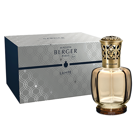 BELLE EPOQUE HAVANA (AMBER) LAMPE GIFT SET BY MAISON BERGER
