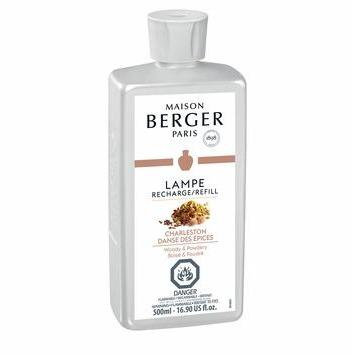 CHARLESTON - LAMPE MAISON BERGER FRAGRANCE