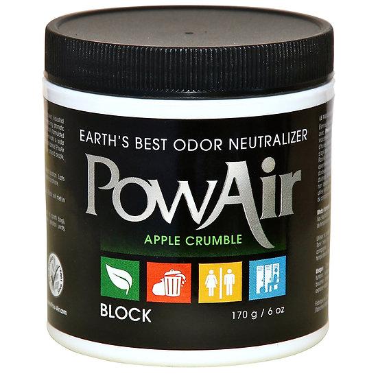 PowAir Apple Crumble Block 6OZ